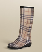 Burberry Wellies