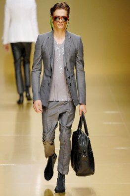 Men's Suit Trends For Spring 2008