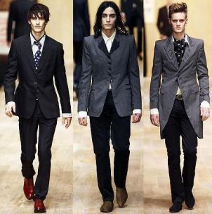 Top Men's Runway Looks (By Designer) For Ready To Wear Fall 2008