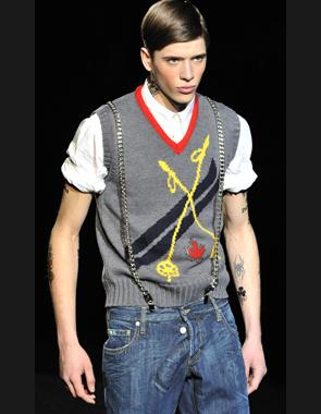 Am Loving Dsquared\'s Fall 2008 Chain Link Suspenders