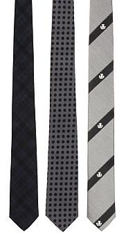 Concerning Ties