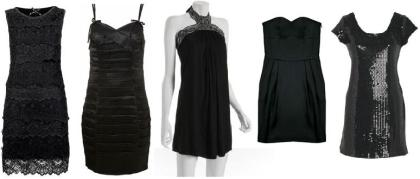 Fall 2008's Best Affordable Little Black Dresses