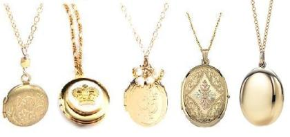 Lockets, To Add A Sense Of Nostalgia