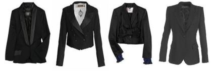 The Most Delectable Tuxedo Jackets