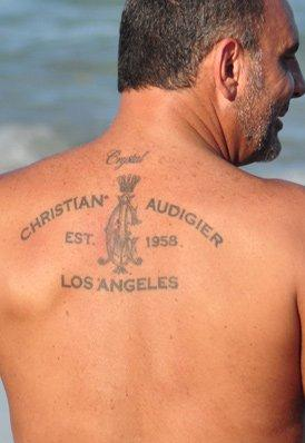 As If Christian Audigier Couldn't Get Any Worse...